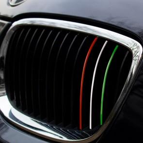 Nierenaufkleber Italien, reflektierend