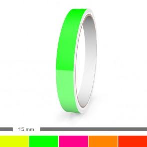Neon Zierstreifen 15mm