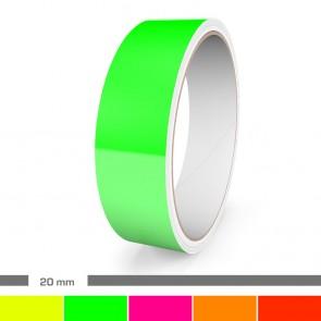 Neon Zierstreifen 20mm
