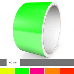 Neon Zierstreifen 60mm