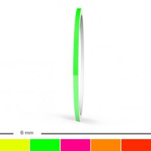 Neon Zierstreifen 6mm