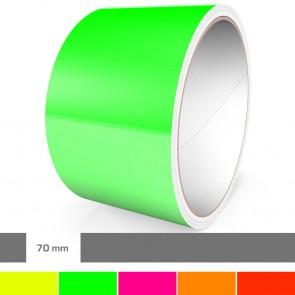 Neon Zierstreifen 70mm