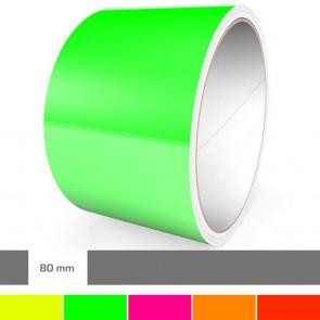 Neon Zierstreifen 80mm