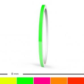 Neon Zierstreifen 8mm