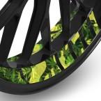 Felgenbettaufkleber Camouflage Design